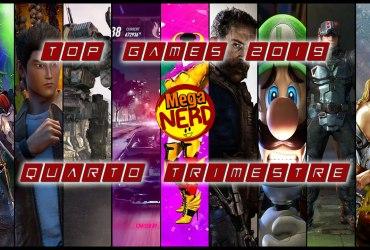 Top Games 2019 Trimestre 4 evidenza