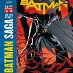 batman saga copertina