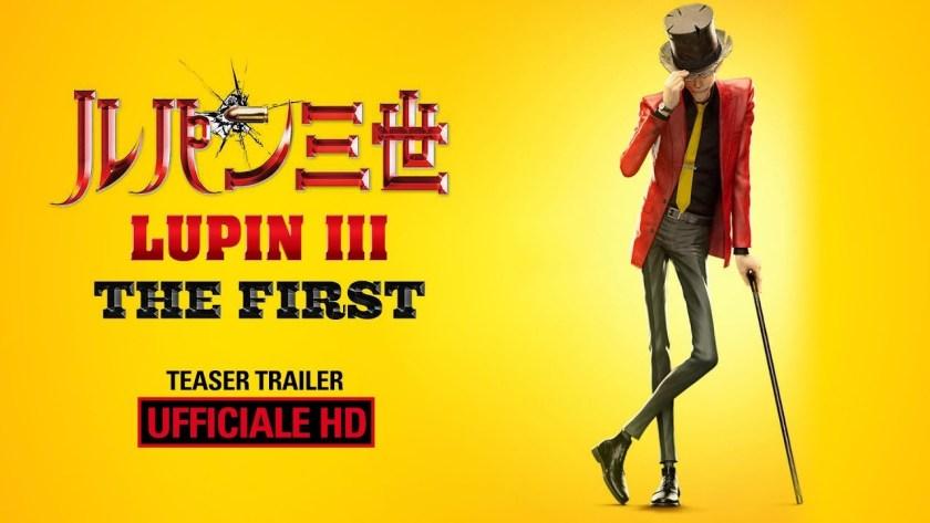 lupin III the first trailer