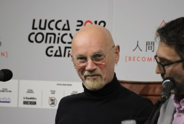 Jim Starlin a Lucca Comics & Games 2019