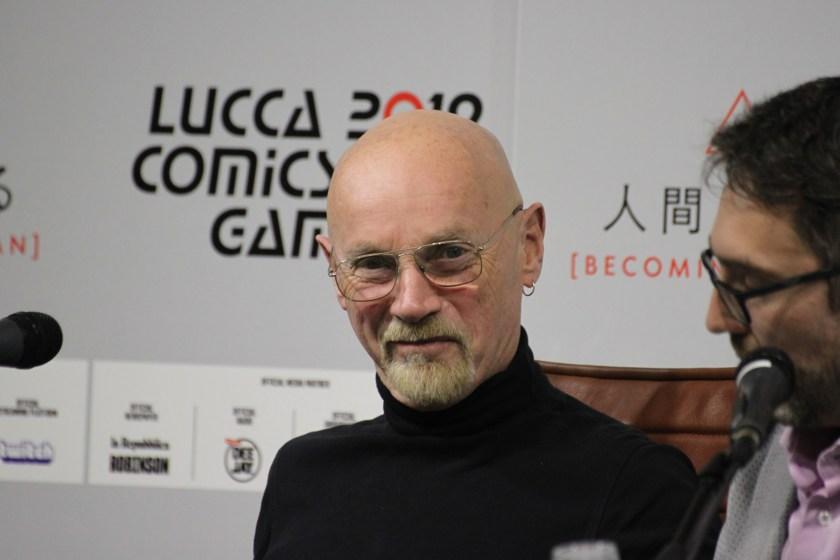 Jim Starlin a Lucca Comics & Games 2019