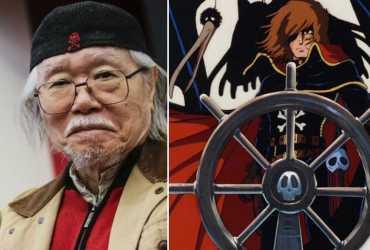 matsumoto e capitan Harlock
