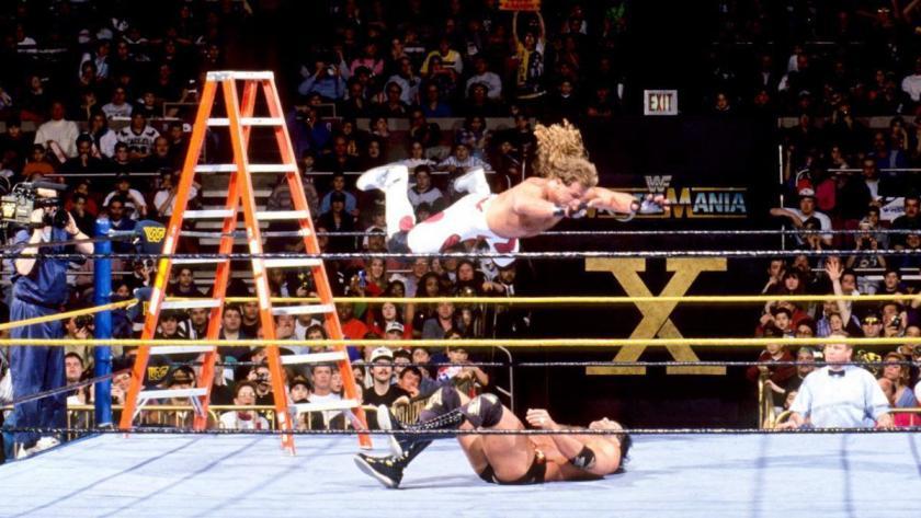 WrestleMania-10-Shawn-Michaels-Razor-Ramon