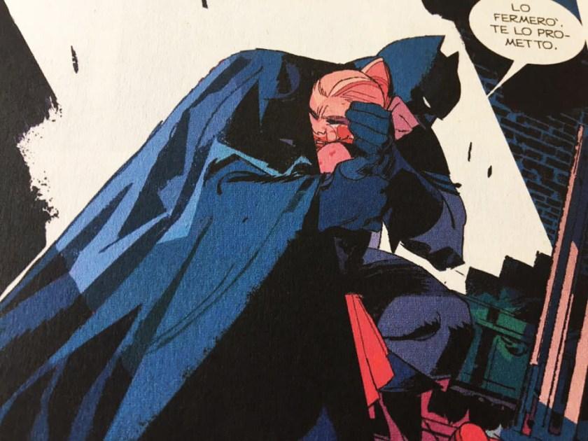 Batman Dylan Dog 1