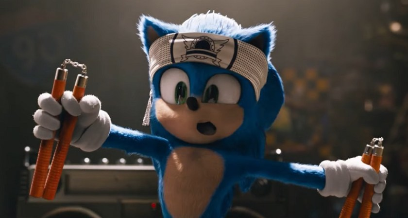 Sonic- il film