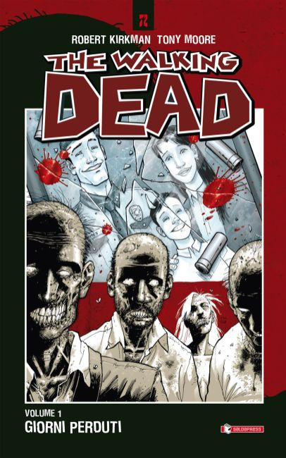 Il primo volume italiano di The Walking Dead