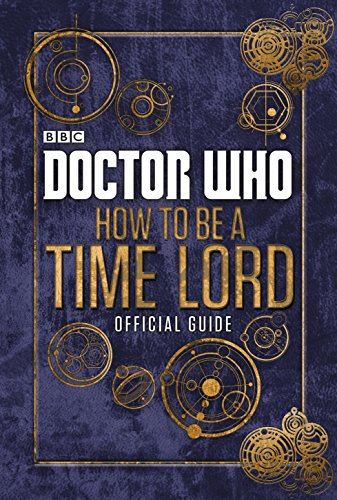 doctor who how to be a time lord