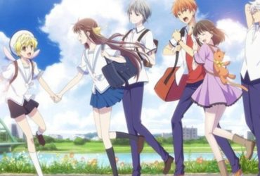 Fruits Basket reboot