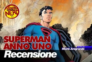 recensione superman anno uno