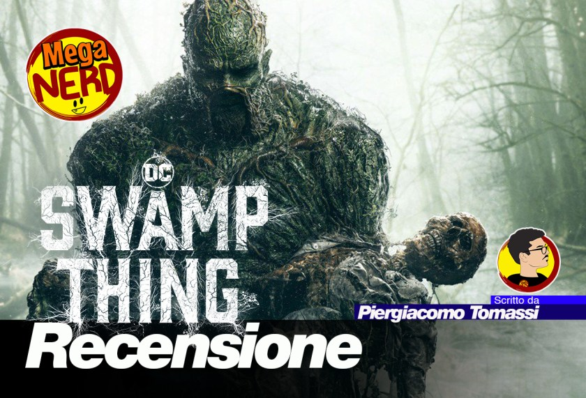 recensione swamp thing