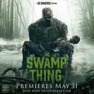 swamp thing poster