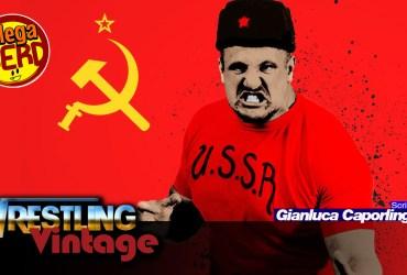 wrestling vintage russi da ridere
