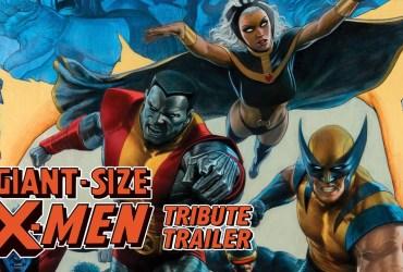giant size x-men trailer