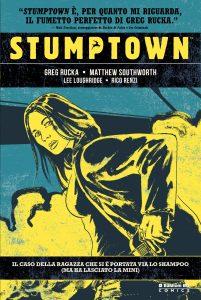 Stumptown – Il caso della ragazza che si è portata via lo shampoo (ma ha lasciato la Mini)