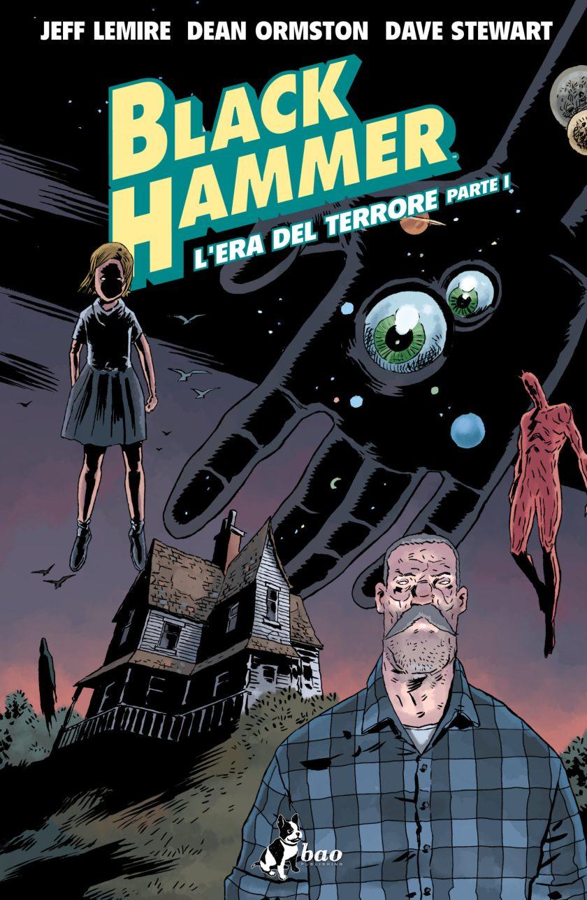 Black Hammer volume 3