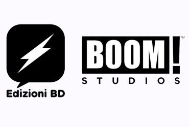 edizioni bd boom