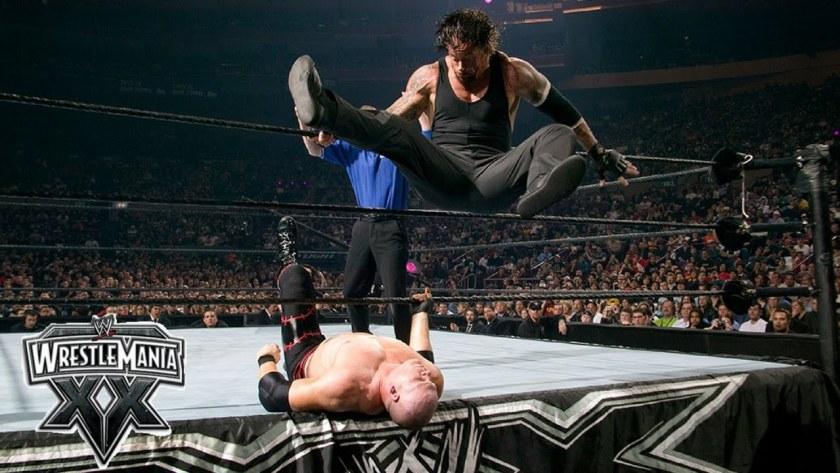 undertaker kane
