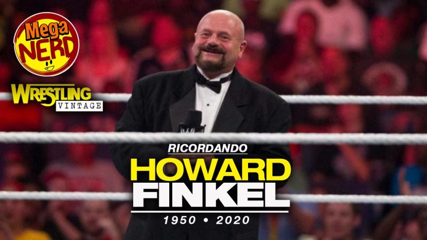 wrestling vintage howard finkel 2