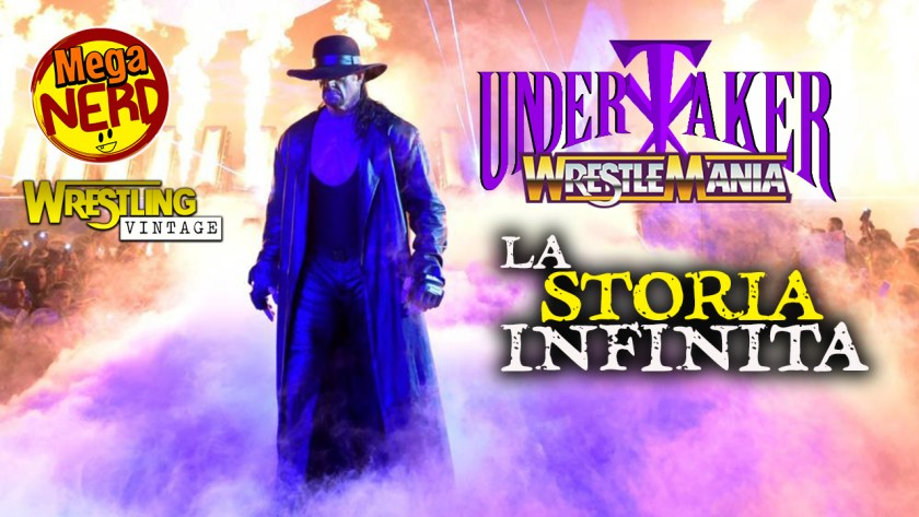 wrestling vintage undertaker 1