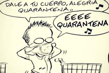 Leo Ortolani - Andrà tutto bene