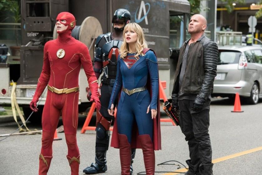 supergirl crisis
