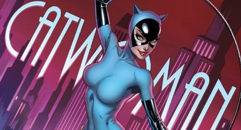 catwoman animated