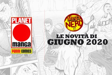 planet manga giugno 2020