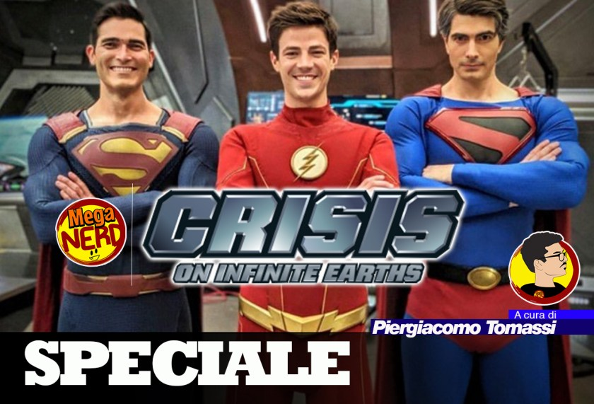 speciale crisis guest stars
