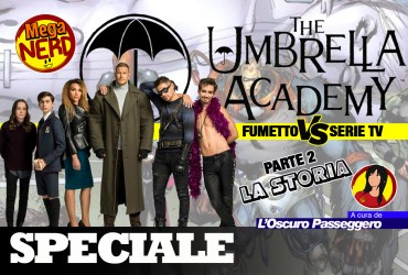 speciale umbrella academy 2