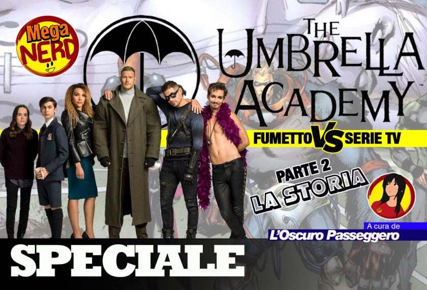 speciale umbrella academy 2