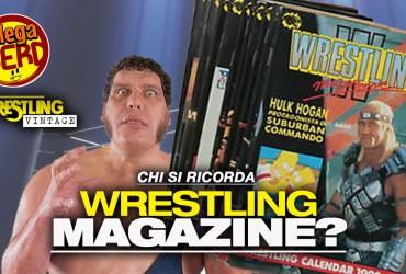 wrestling vintage wrestling magazine