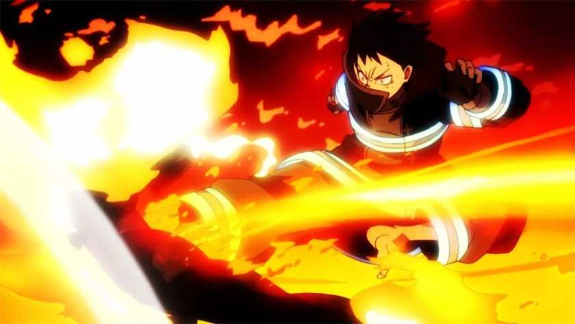 Fire Force - photo Credits: web