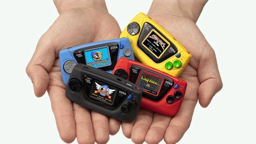 GAme Gear Micro - Photo Credits: Web