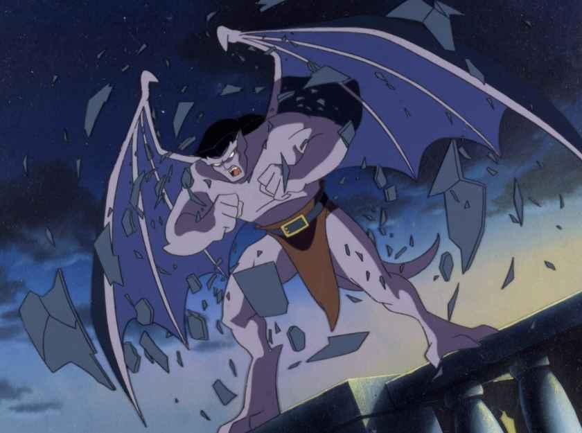 Gargoyles-Awakening