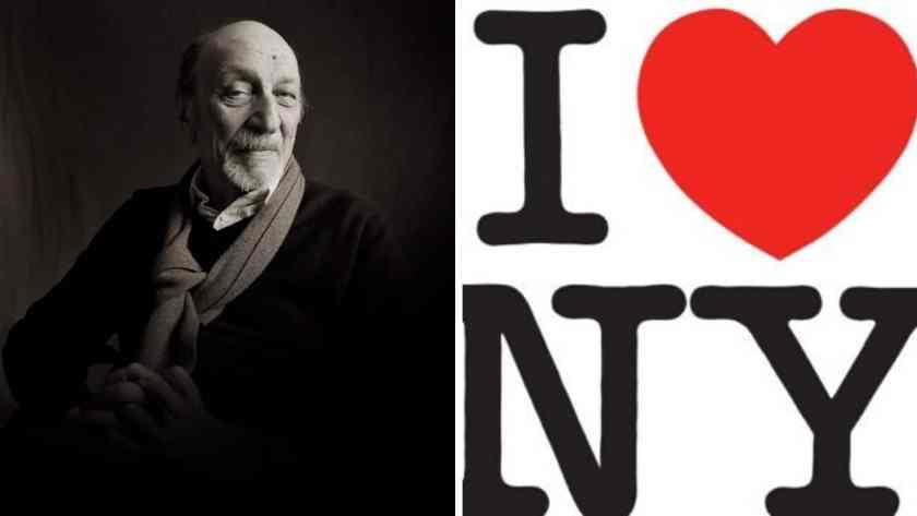 Milton Glaser - Photo Credits: Web