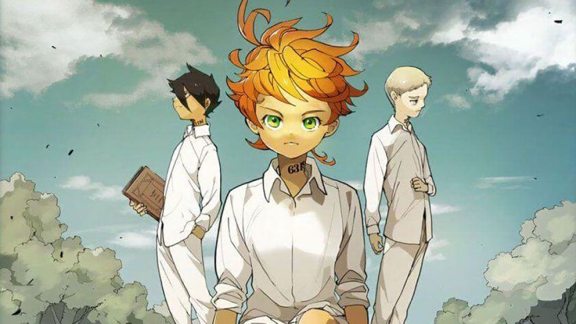 The Promised Neverland - photo credits: web