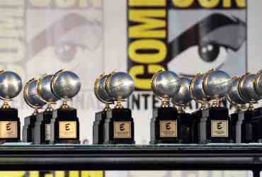 Eisner Award - photo credits: web