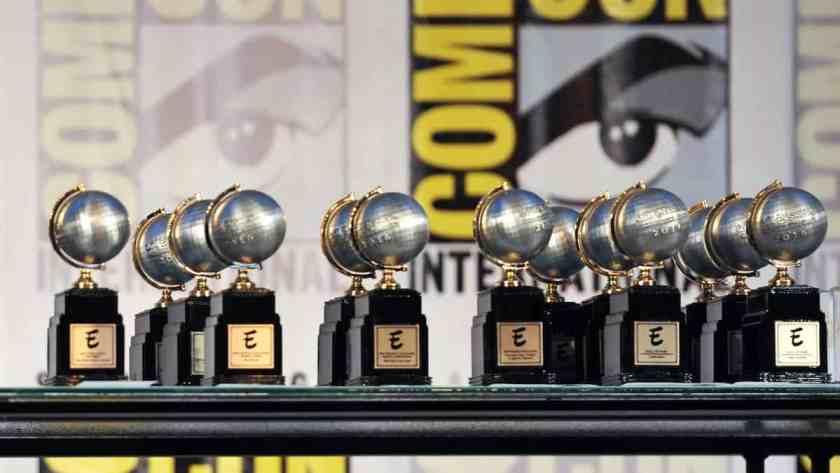 Eisner Award - photo credits: web