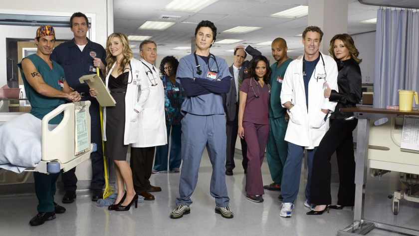 scrubs - photo credits: Web