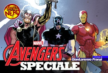 speciale avengers