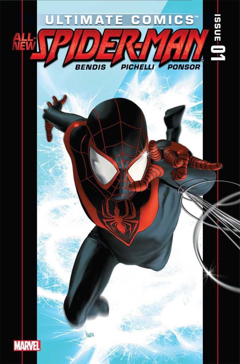 ultimate comics all new spider-man 1