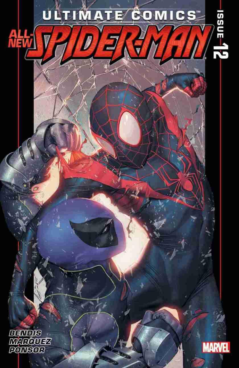 ultimate spider-man 12