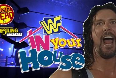 wrestling vintage in your house