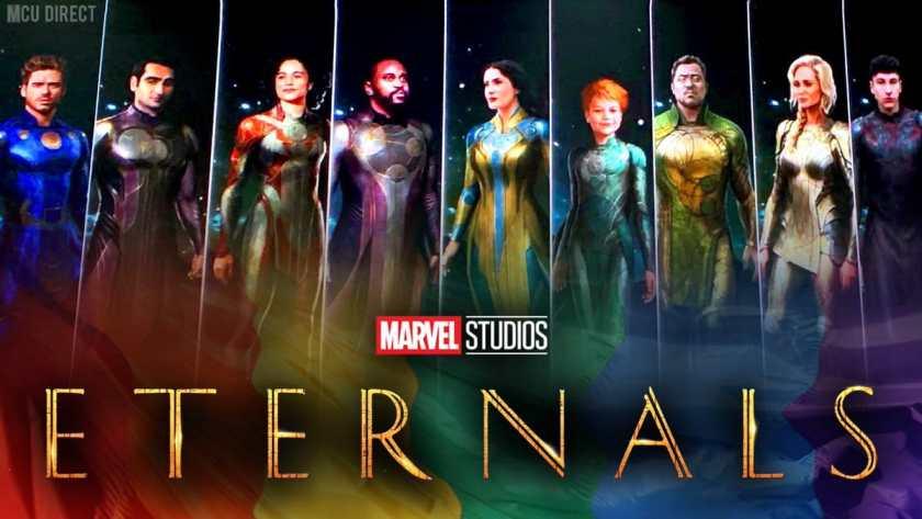 The Eternals - Il film potrebbe svelare il passato del MCU | MegaNerd.it
