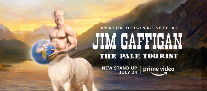JIM GAFFIGAN'S THE PALE TOURIST