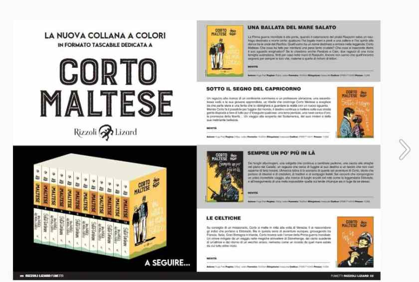 Corto Maltese - Photo Credits: Web