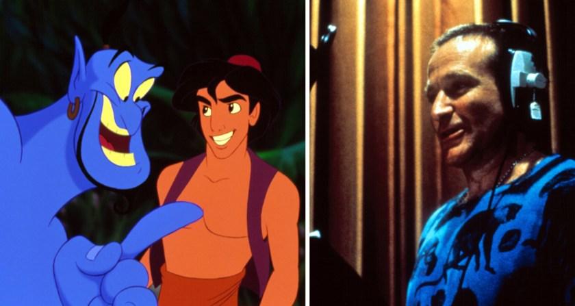Robin Williams Aladdin