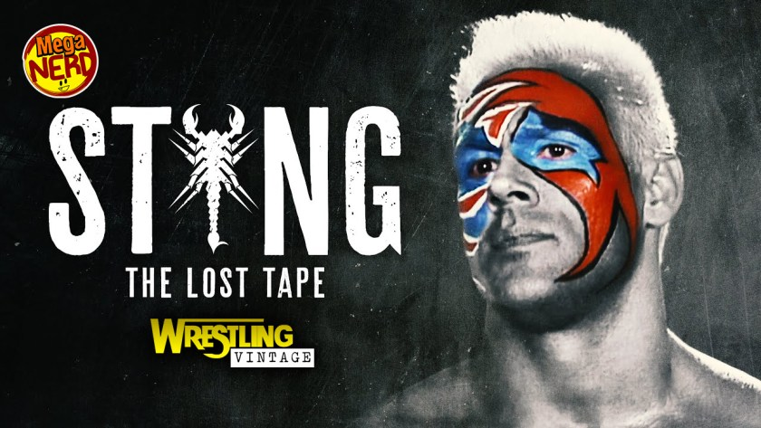 wrestling vintage lost tape