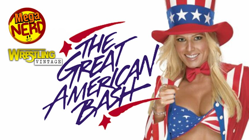wrestling vintage the great american bash
