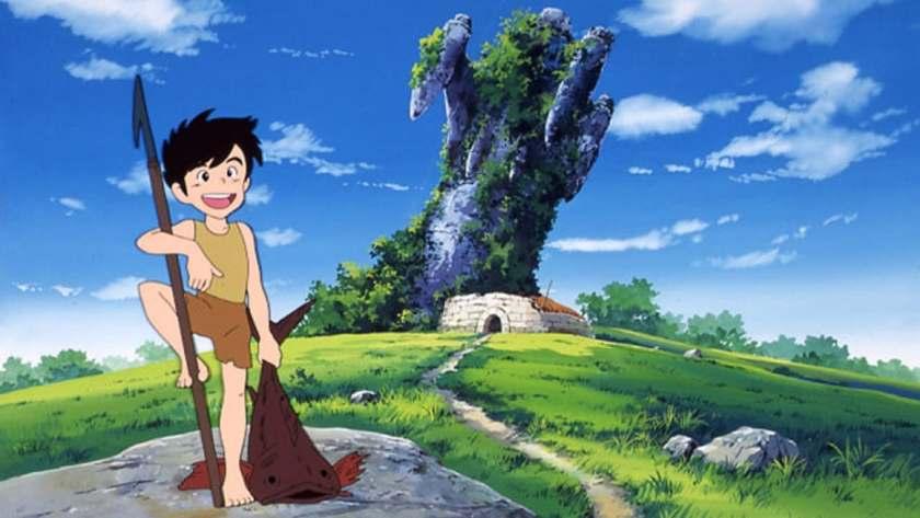 Animelog Conan il ragazzo del futuro